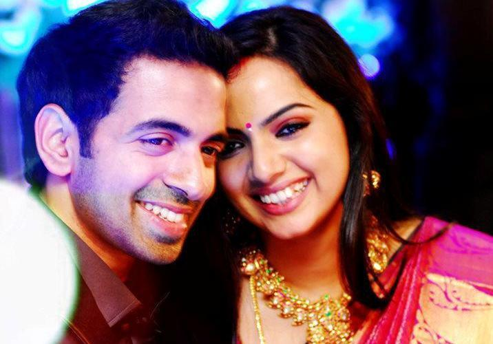 Am happily married leave me alone says an exasperated Samvrutha