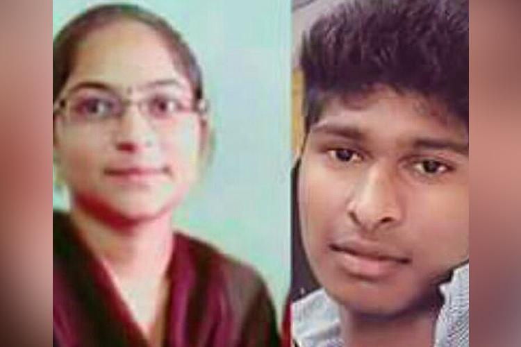 Killed by societys prejudice Inter-caste couple commits suicide in AP hours after wedding