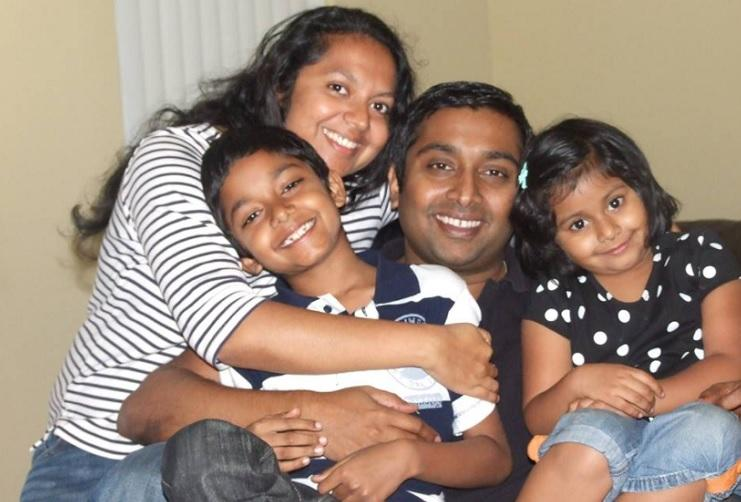 Indian family goes missing in US Distressed kin take to social media for help