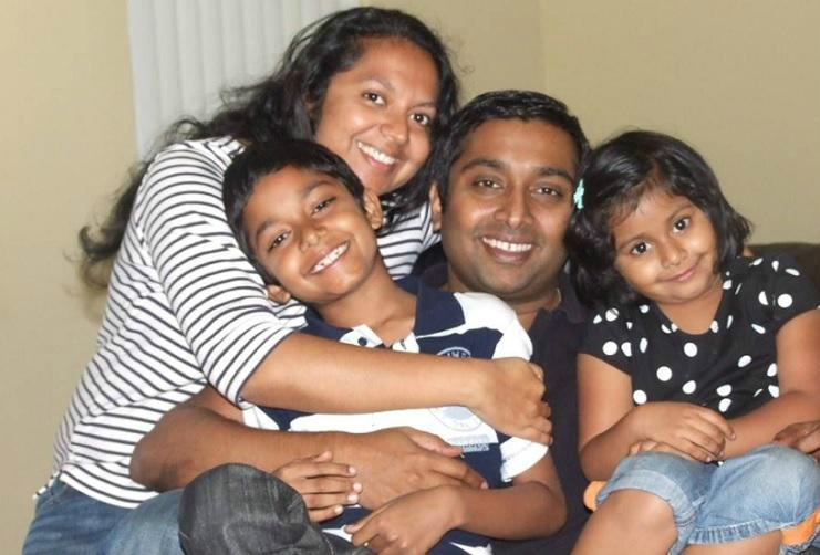 Thottapilly family tragedy in US All 4 bodies including body of missing boy found