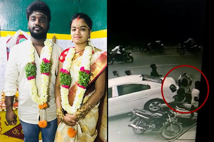 Inter-caste couple attacked in Hyderabad in broad daylight by womans father