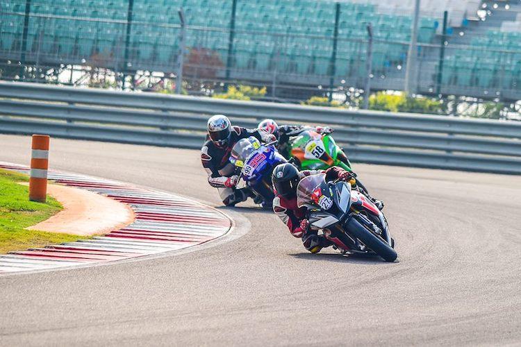 We are 15 years behind the European riders Superbike racer Sandesh