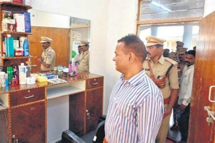 Telanganas Sangareddy prison opens salon and supermarket for and by undertrials