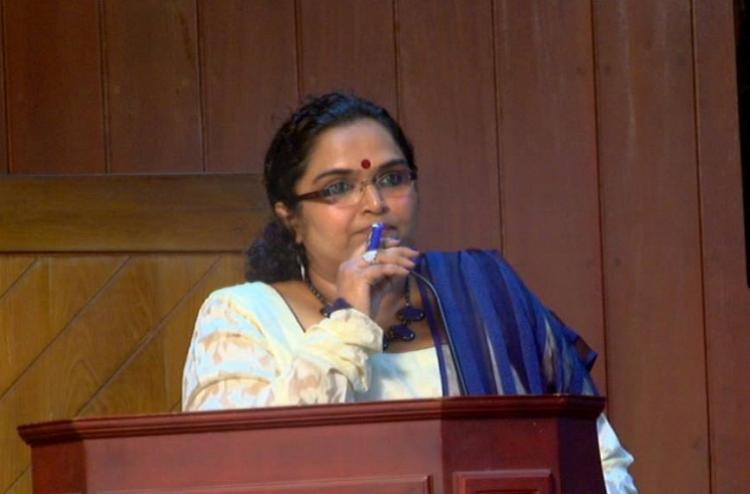 Senior Kerala woman lawyer says advocates barking up the wrong tree in media-lawyer tussle