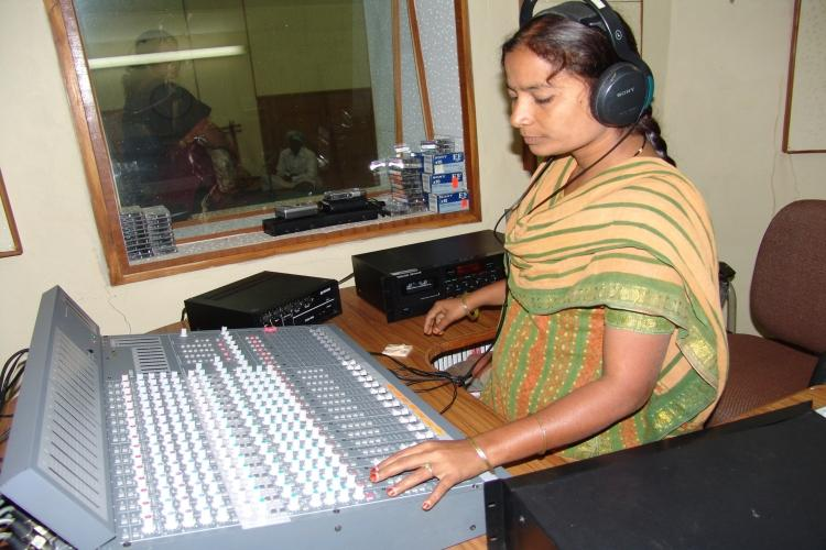 This Telangana community radio run by rural women faces shutdown due to lack of funds