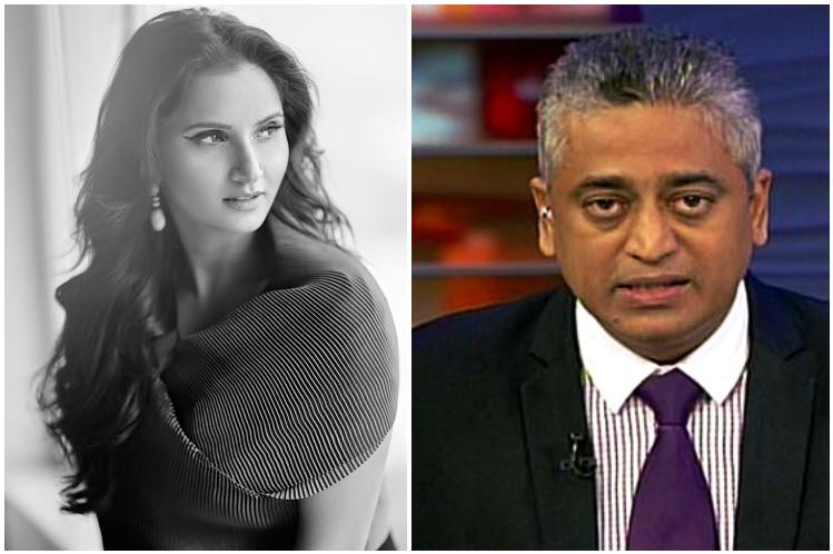 Watch Sanias epic response when Rajdeep asked her what about raising a family
