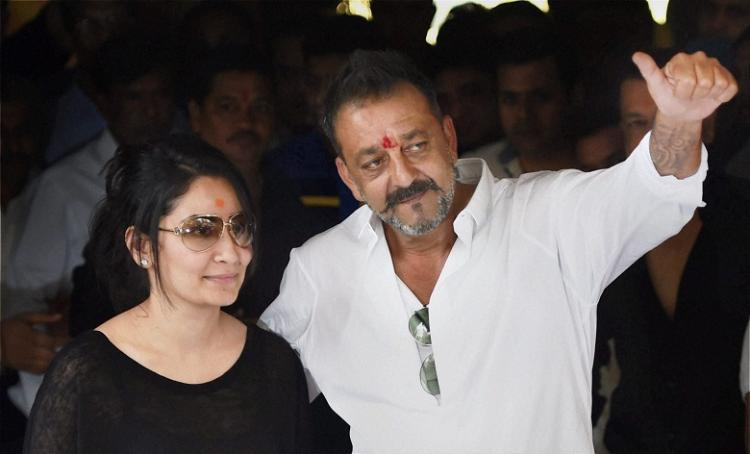 A free man now Sanjay Dutt feels the azaadi and nationalism
