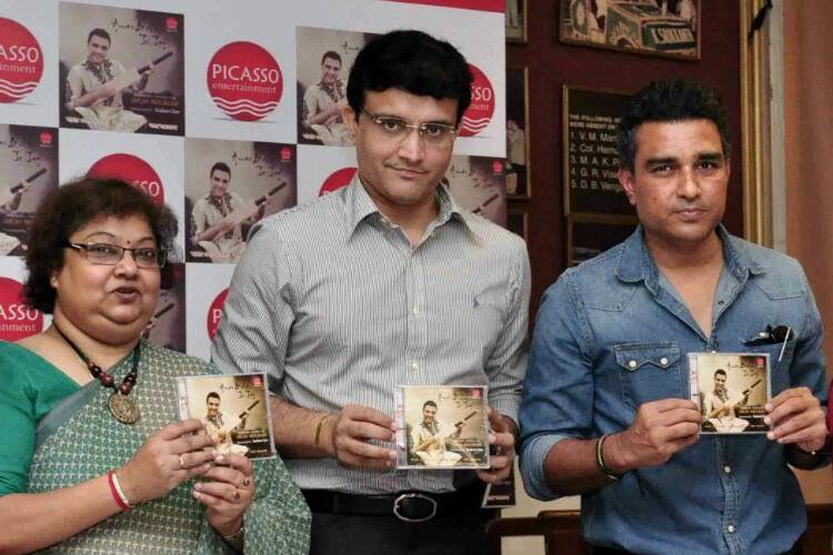 Inspired by Kishore ex-cricketer Sanjay Manjrekar releases music album