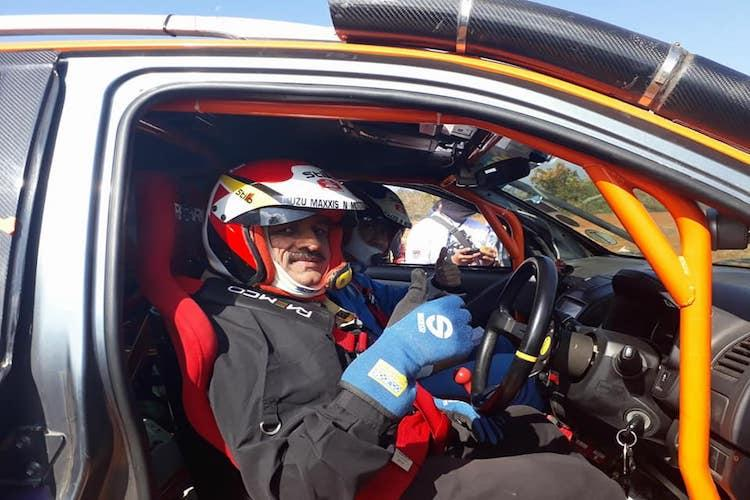 Sanjay Takale gears up for debut in FIA World Rally Championship in Finland