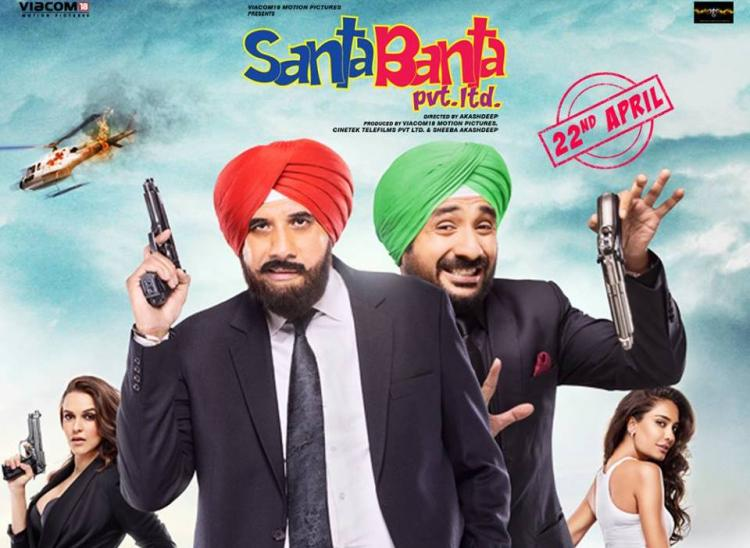 Nothing objectionable in Santa Banta film Censor Board to HC