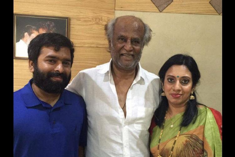 Was very nervous composing for Kabali Santhosh Narayanan