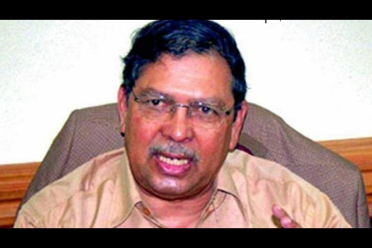 PM Modi CJI should have one-on-one meeting on judges appointment Santosh Hegde