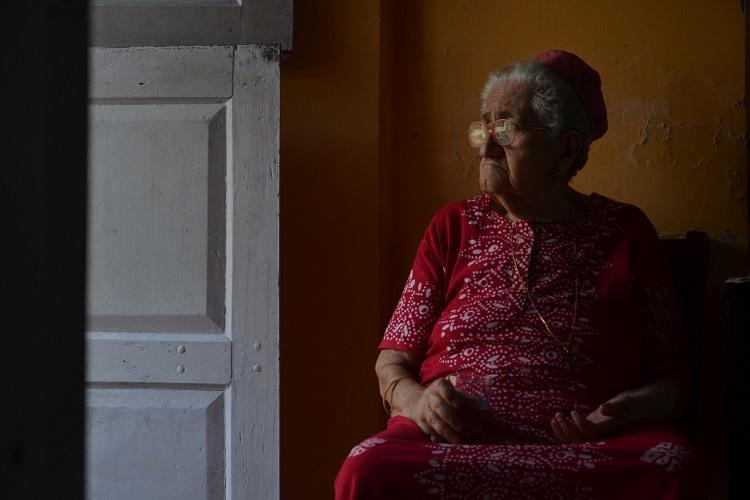 Sarah Cohen oldest Jewish person in Kochi passes away at 96