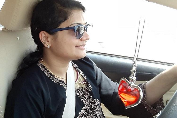 Hope to inspire others Saramma Thomas on becoming first Indian woman driver in Saudi