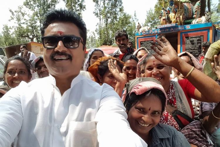 Sarath Kumar breaks up with AIADMK but what lies in the road ahead
