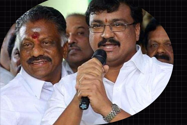 No ones innocent in AIADMK war OPS camp also offered money says MLA