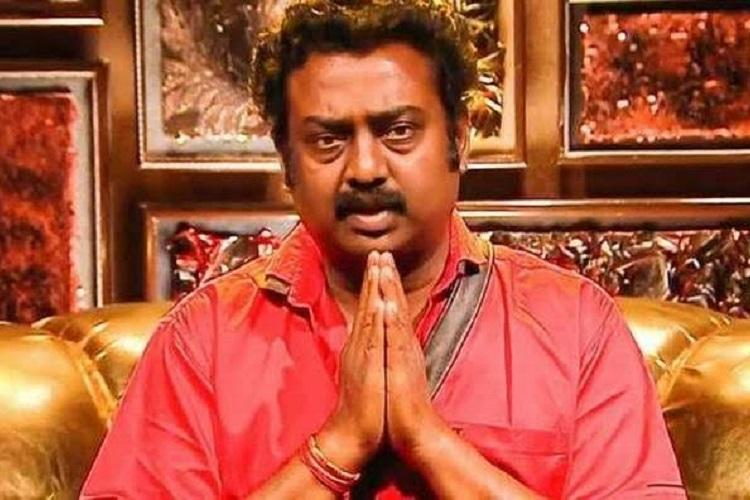 Saravanan who admitted to molesting women in the past removed from Bigg Boss Tamil
