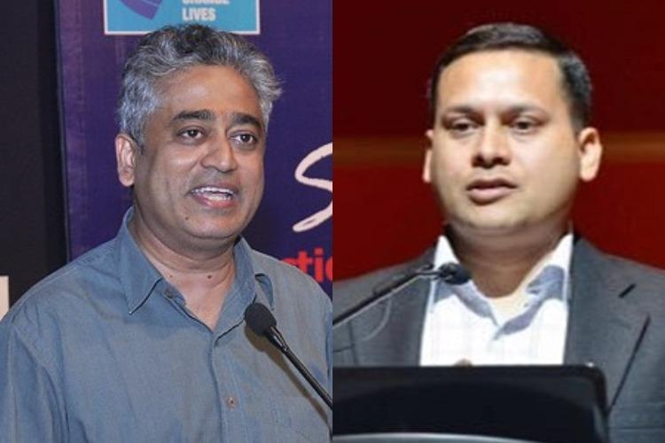 Editors Guild slams BJP IT cell head Amit Malviyas Twitter poll on Rajdeep Sardesai