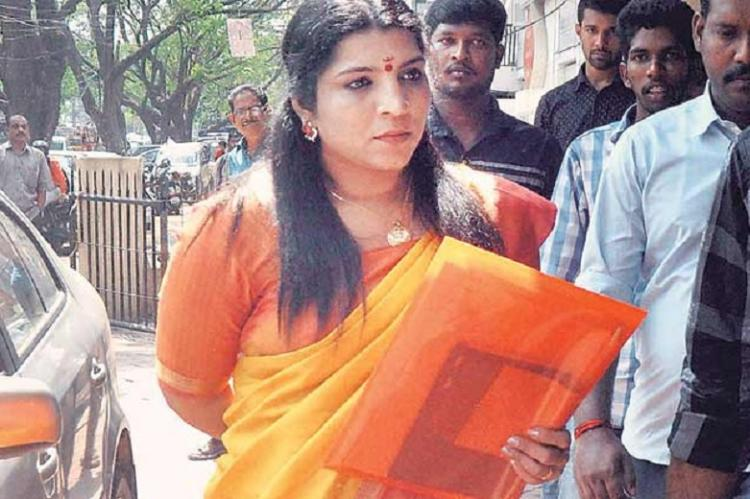 Saritha S Nair to also contest from Wayanad Lok Sabha constituency