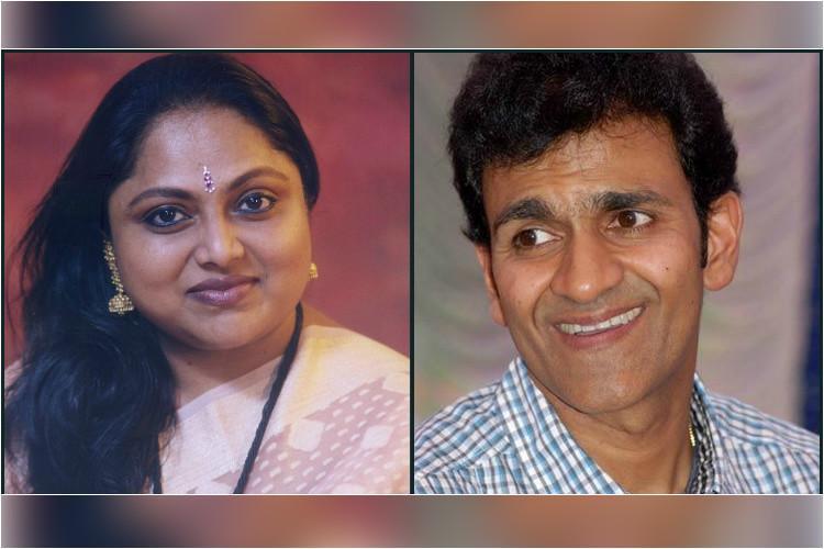 Saritha and Raghavendra Rajkumar to stage comeback with Chillum