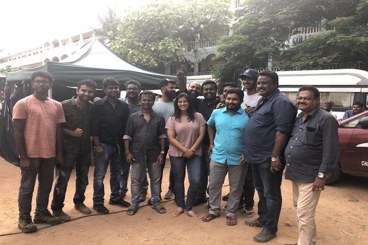 Sarkar shoot wrapped up Deepavali release confirmed