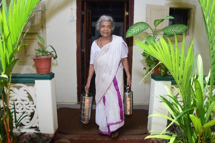 Meet the 72-year-old Kerala woman whos been cooking delivering food for years