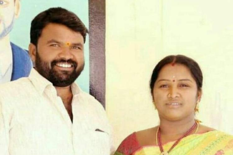 Pregnant Dalit Sarpanch attacked in Telangana allegedly for offering coconut in temple