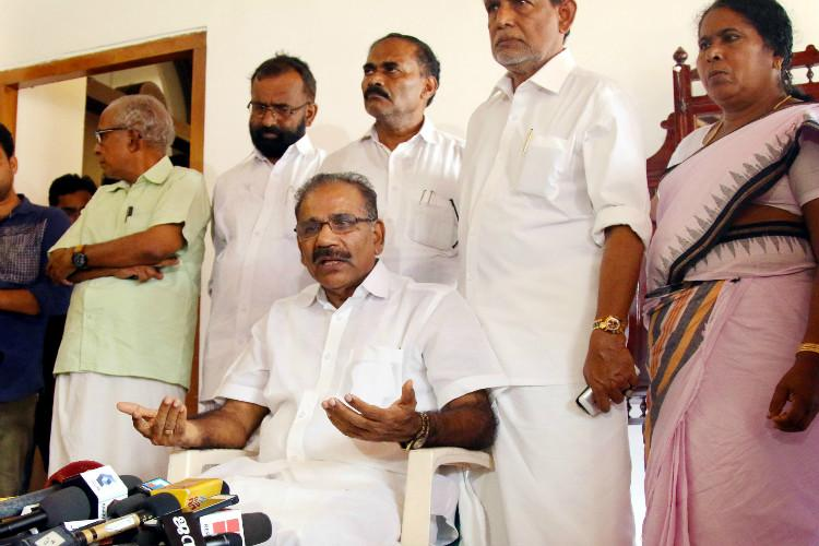 Kerala media divided on telecast of an explicit phone chat allegedly of a Minister