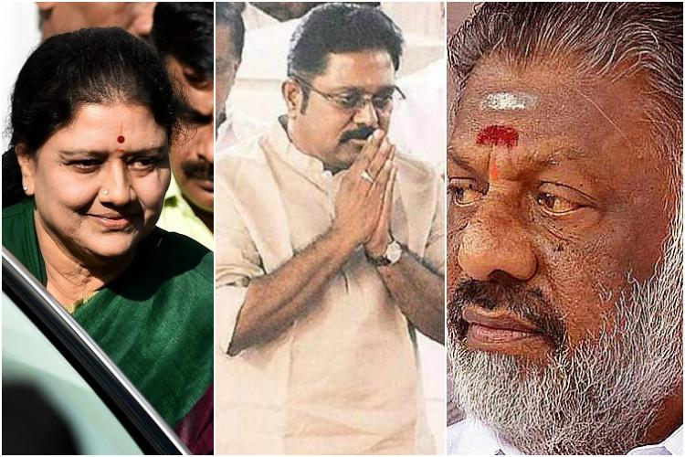 AIADMK patch-up Sasikala camp has a compromise formula but OPS will have none of it