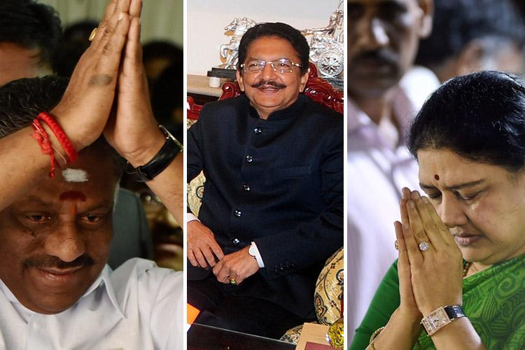 No swearing-in for Sasikala just yet Governor decides to maintain status-quo