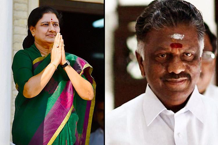 As Sasikala hides MLAs in hotels Janaki vs Jayalalithaa history repeats itself