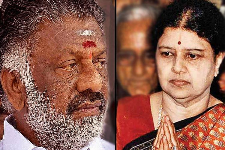 AIADMK war OPS supporters distribute contact details of MLAs to build public pressure