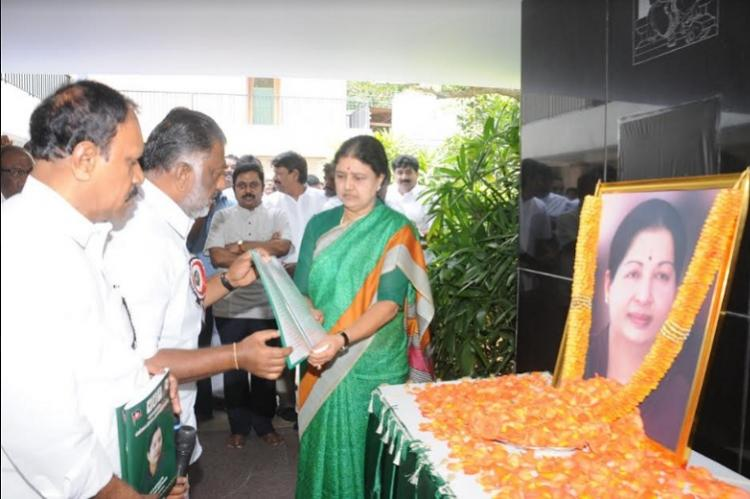 Making of Chief Chinnamma How Sasikalas anointment was stage-managed at every step