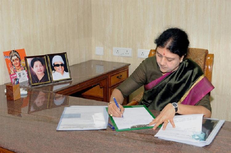 Mission CM Chinnamma How Sasikala and her family meticulously laid the path to power