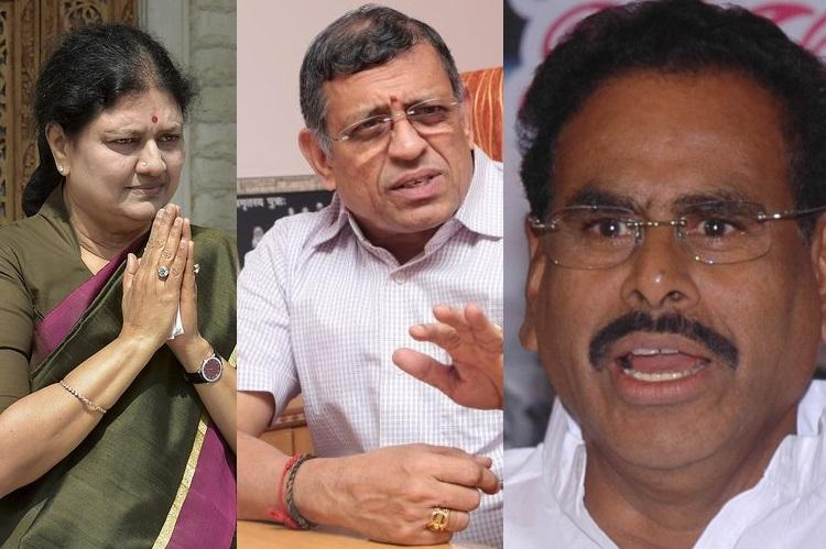 Natarajan sees no wrong in family politics blames Gurumurthy for Brahmin conspiracy