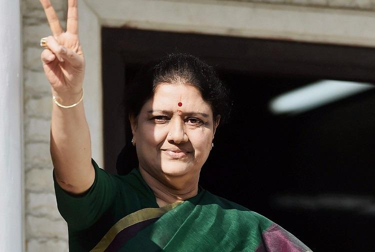 Sasikala hits back at OPS claims all AIADMK MLAs are together and with her