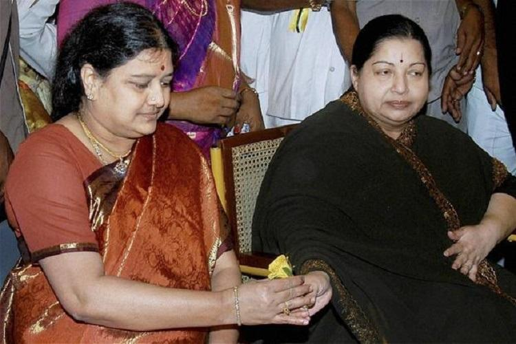 TN govt begins confiscating properties belonging to Jayalalithaa Sasikala in DA case