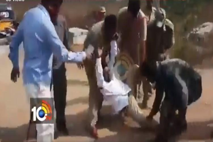 Dalit-Bahujan students attacked in Satavahana University for burning Manusmriti
