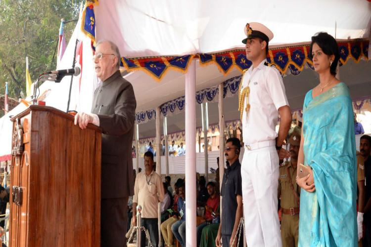 No place for political communal hatred Kerala Governor in Republic Day speech