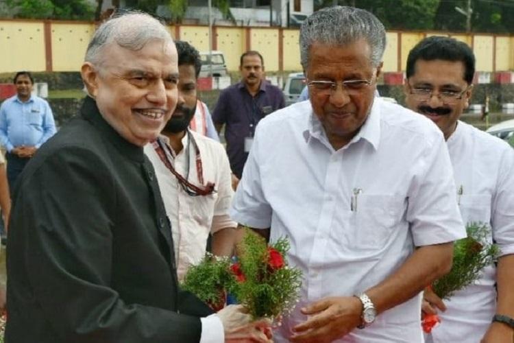 Govt bound to follow SC judgment on Sabarimala Outgoing Kerala Governor Sathasivam