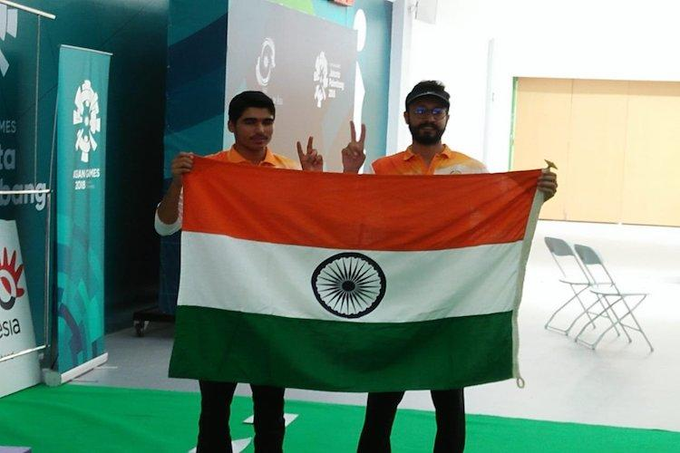 Asiad 2018 16-yr-old Saurabh beats Olympic champ to win gold in 10m air pistol event