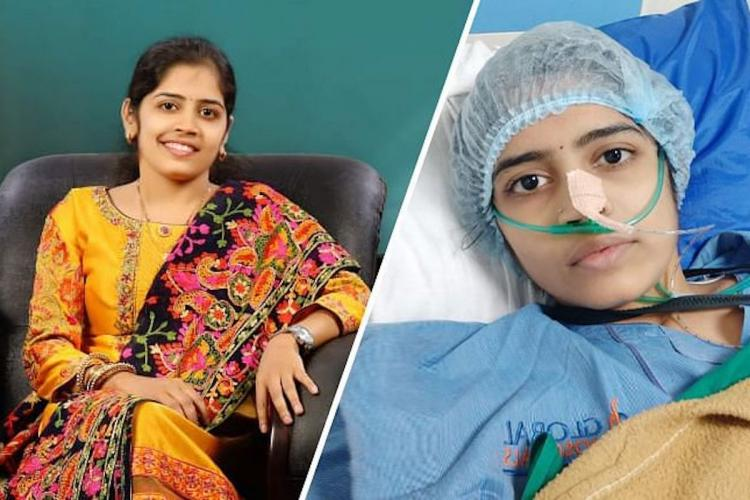 This 25-year-old needs an urgent lung transplant but her parents cant afford it