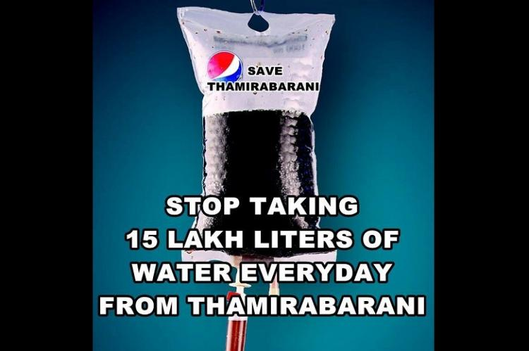 How campaign against Pepsi to save river Tamirabarani is creating a buzz online