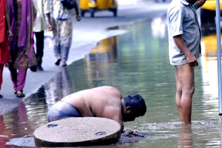 Manual scavenging takes another life in Hyderabad Will the govt act
