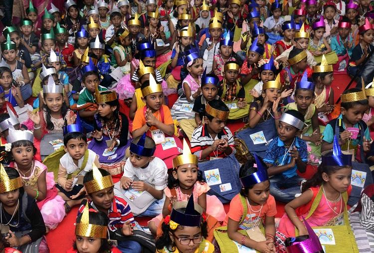 Around 4 lakh tiny tots begin schooling in Kerala