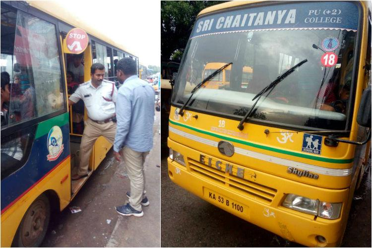 Another school bus driver caught drunk in Bengaluru while ferrying children third case in a week