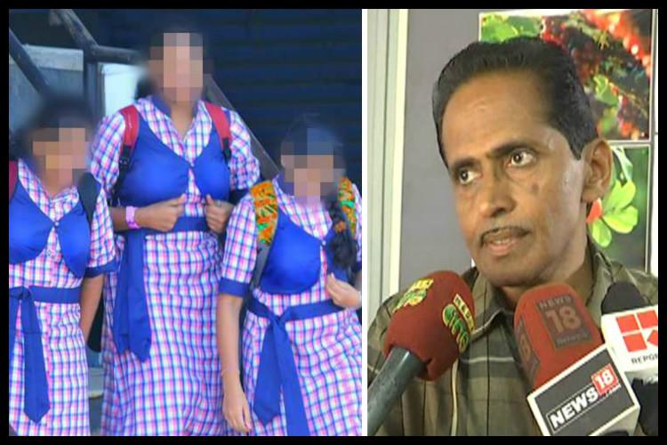 Kerala school uniform row Photographer who took pictures of girl students charged under POCSO
