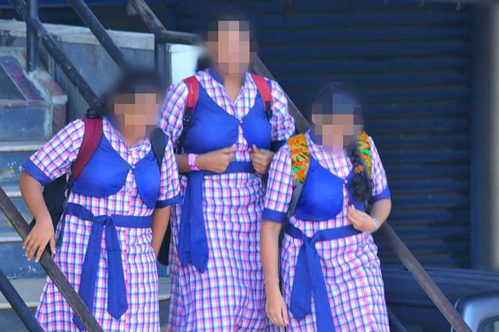 Row over Kerala schools uniform Some call it vulgar others say stop objectifying minors