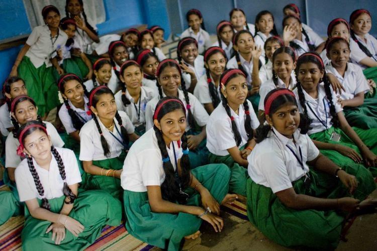 Kerala schools reopened after Massive Flood