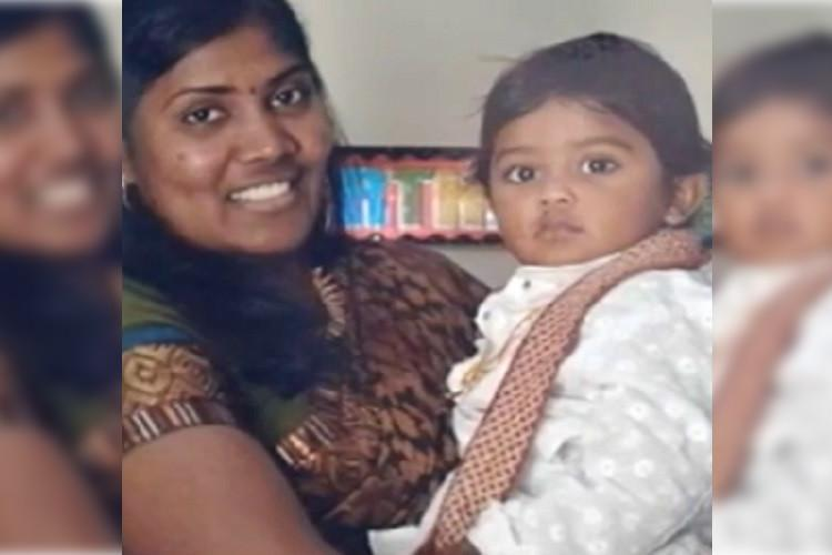 Andhra woman techie son found dead in US family suspects son-in-law
